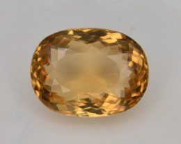 2.70  Ct Natural Heliodor AAA Grade Yellow Color