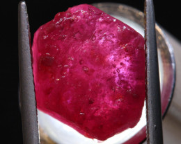 13.90 CTS   AFRICAN  RUBY ROUGH   RG-5421