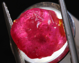 13.35 CTS   AFRICAN  RUBY ROUGH   RG-5422