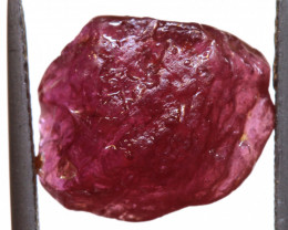 9.10 CTS   AFRICAN  RUBY ROUGH   RG-5429