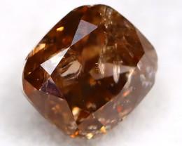 0.33Ct Natural Untreated Fancy Cognac Diamond BM0409