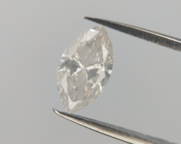 0.23 CTS  , Rare Natural Diamond , Marquise Brilliant Cut ,