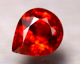 Garnet 3.19Ct Natural Vivid Orange Spessartite Garnet  ER174/B34