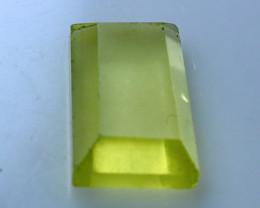 6.30 CT Natural - Unheated Yellow Citrine Gemstone