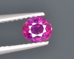 Natural Ruby 0.81 Cts Top Quality from Afghanistan