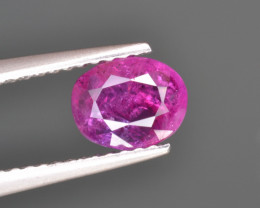 Natural Ruby 1.04 Cts Top Quality from Afghanistan
