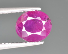 Natural Ruby 2.06 Cts Top Quality from Afghanistan