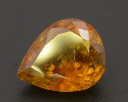 Top Fire 4.25 ct Natural  Sphene