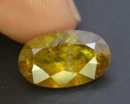 Top Fire 5.00 ct Natural  Sphene