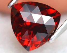 Spessartite 1.96Ct VVS Pixalated Cut Natural Spessartite Garnet A2708