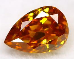 0.20Ct Orange Diamond Natural Untreated Fancy Diamond AT0499