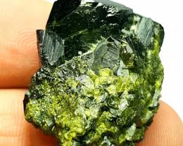 Amazing Natural color Damage free Diposite specimen 55Cts-Pak
