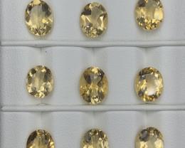 35.77 CT Citrine  Gemstones Parcel
