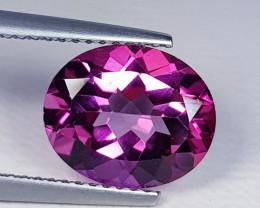 4.35 ct Top Quality Stunning Oval Cut Natural Pink Topaz