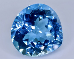 14.21 Crt Natural Topaz  Faceted Gemstone.( AB 94)