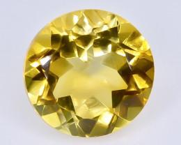 3.68 Crt Natural Citrine Faceted Gemstone.( AB 94)