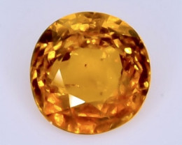 0.90 Crt Natural Spessartite Garnet  Faceted Gemstone.( AB 94)