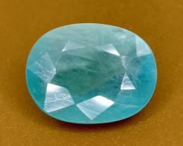 1.70 Crt Natural Grandidierite  Faceted Gemstone.( AB 94)