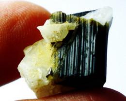 25 .15 CT Natural - Unheated Tourmaline Crystal
