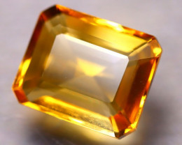 Citrine 7.00Ct Natural Golden Yellow Color Citrine DF0111/A2