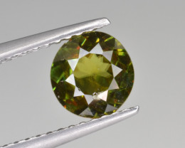 Natural Color Changing Chrome Sphene 1.00 Cts from Skardu, Pakistan
