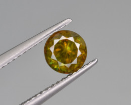 Natural Color Changing Chrome Sphene 1.06 Cts from Skardu, Pakistan
