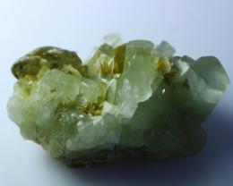 111.20 CT Natural - Unheated Green Beryl Aquamarine Specimen