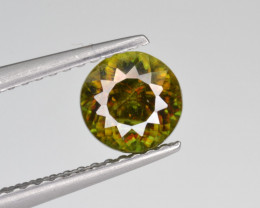 Natural Color Changing Chrome Sphene 1.42 Cts from Skardu, Pakistan