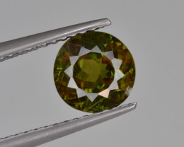 Natural Color Changing Chrome Sphene 1.61 Cts from Skardu, Pakistan