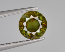 Natural Color Changing Chrome Sphene 1.65 Cts from Skardu, Pakistan