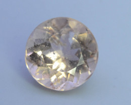 Natural Morganite~4.35 ct Rare Gemstone