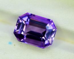 Amethyst, 7.10 Cts Natural Top Color & Cut Amethyst Gemstones