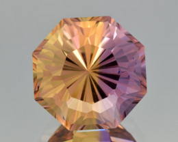 Natural Bolivian Ametrine 9.49 Cts Perfectly Cut Gemstone