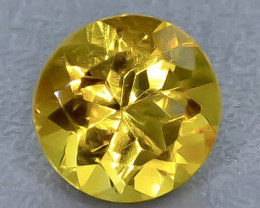 3.86 Crt  Citrine Faceted Gemstone (Rk-70)