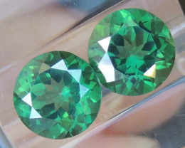 3.28cts, Green Topaz,