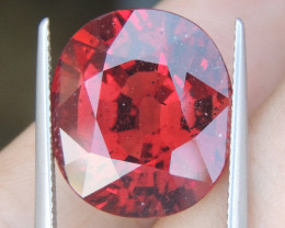 19.25cts,  Malaya Garnet,  Open  Color, Untreated