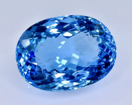 41.72 Crt Natural Topaz  Faceted Gemstone.( AB 95)