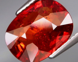 4.48 ct. 100% Natural Earth Mined Imperial Spessartite Garnet Africa