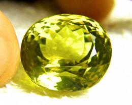 45.72 Carat VVS Brazilian Lemon Quartz - Beautiful