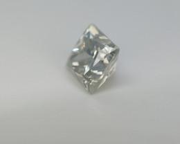 0.50 cts , Natural Diamond , Princess Brilliant Cut