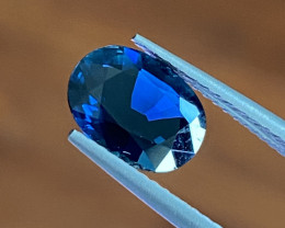 AAA Grade 1.61ct Afghani indicolite Tourmaline Gemstone