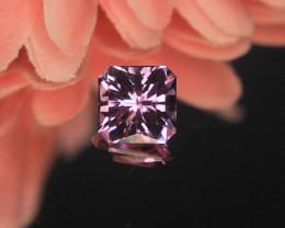Top Luster Amethyst Gemstone Cut by Master Cutter