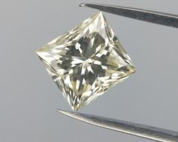 0.76 CT , Loose Natural Diamond , Color Diamond