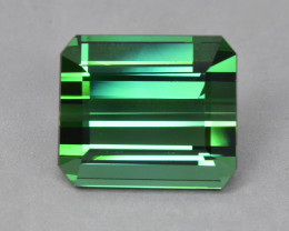 31.55 Cts Excellent Beautiful Color Natural Top Green Tourmaline