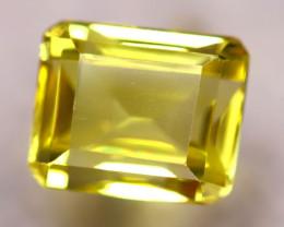 Lemon Quartz 8.78Ct Natural VVS Lemon Quartz EF0214/C1