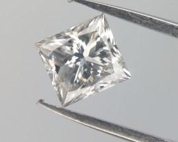 0.44 CTS , Natural Color Diamond , Collectible Diamond