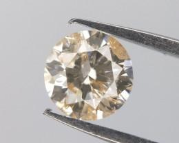 0.33 cts , Natural Round Diamonds , Precious Diamond , High Quality Diamond