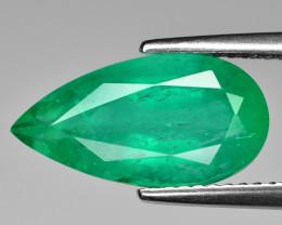4.35  Cts Natural Vivid Green Colombian Emerald Loose Gemstone