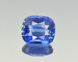 Natural Cornflower Blue Sapphire 3.14 Cts from Madagascar