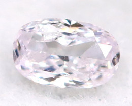 Pink Diamond 3.1mm Natural Untreated Fancy Pink Diamond A2904
